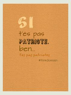 #thinkdomisien #quotes