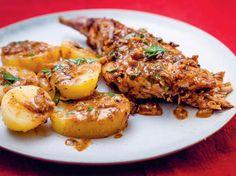Picante de Cuy Mentiroso (Fibbing Guinea Pig) From Ceviche: Peruvian Kitchen | Serious Eats : Recipes