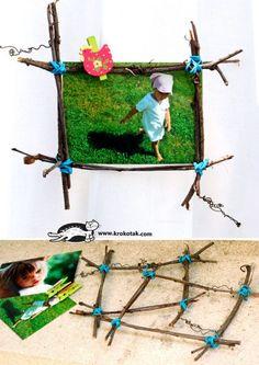 Marco fotos de ramas