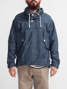 25f1a3b11412 AW 2014 Must Have - The Rising Sun s Sun Parker Parka aka Anorak