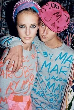 Marc by Marc Jacobs SS13, shot by Juergen Teller