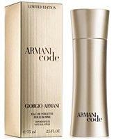 Armani Code Golden Eau de Toilette Pour Homme Spray, 2.5 oz - Limited Edition $77.00