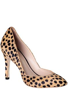 Loeffler Randall cheetah heels......I want these badly