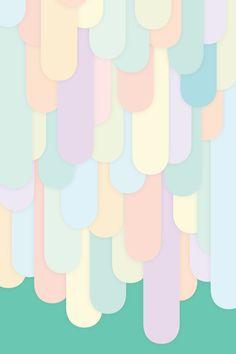 Pastelsquenalbertini In Pastel Colors