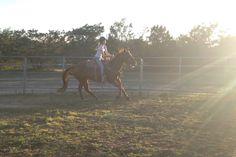Sunset rides<3