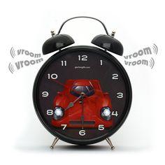 Race auto alarm wekker