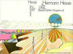 1943 The Glass Bead Game Hermann Hesse