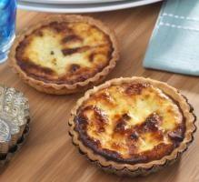 Quiche au Chavroux et aux petits lardons #recette #quiche #chavroux #facile
