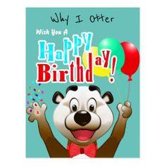 39 best otter birthday images otter