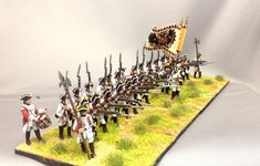 Seven Years' War, Toy Soldiers, Fair Grounds, Miniatures, Pretty, Minis