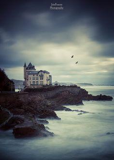 Villa Belza, Biarritz ~