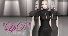 *LpD* MakeUp for The Couturier's Docks! by . Nevery Lorakeet *LpD* ., via Flickr