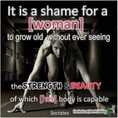 Strength & Beauty