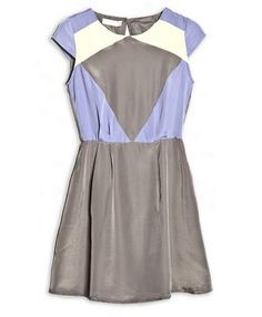 @_Costablanca Colour block dress #spring2013 #dress #colourblock