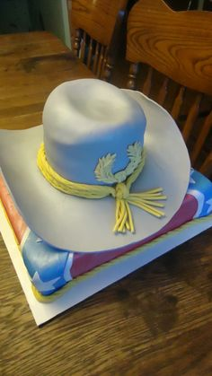 confederate hat cake | Confederate Hat and Flag Cake | Four Monsters Bakery