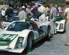 Targa Florio 1966 Porsche 906