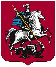 Escudo de Armas de Moscú