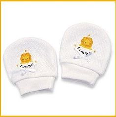 Baby Scratch Mitten- No Scratch Baby Mitts-for Your Baby First Year-2 sets- w/ Lion Design