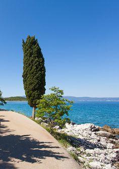 Njivice, island of Krk, Croatia