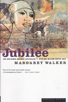 If you loved GONE WITH THE WIND, you must read JUBILEE by Margaret Walker. A jewel of a book!