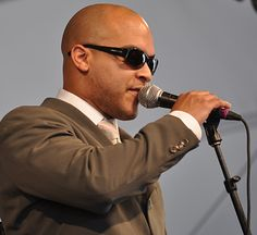 Image Irvin Mayfield, Jazz Fest 2011 by Stafford.