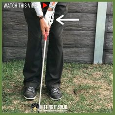 A great golf drill to improve your golf chipping and get it closer to the hole.