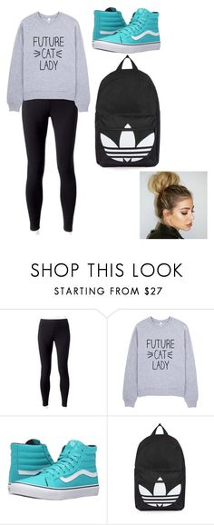 """Untitled 19"" by bre-winter ❤ liked on Polyvore featuring Jockey, Vans and Topshop"