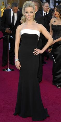 11 Years of epic Oscars red carpet dresses: Reese Witherspoon
