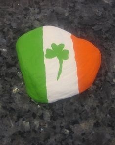 Celebrate Irish history and culture this St. Patrick's Day by making a miniature version of the Blarney Stone!