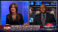 POLICE STATE - Cops Arrest Father After His Daughter Draws A Picture Of ...