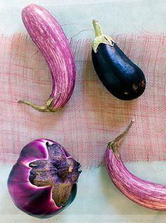 Aubergine a.k.a. Eggplant