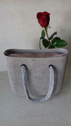 Obag mini silver - my home brush