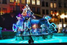 Fête des Lumières, Lyon, France