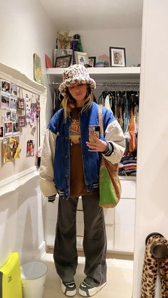 Mode Outfits, Retro Outfits, Cute Casual Outfits, Fall Outfits, Summer Outfits, Fashion Outfits, Mode Emo, Mode Ootd, Looks Pinterest