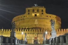 Travel in Clicks: Castel Sant' Angelo , Roma