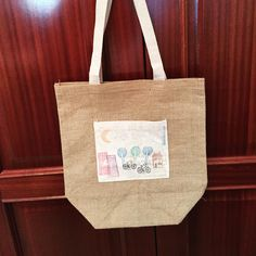 Bolsa con sellos yow para Tamara