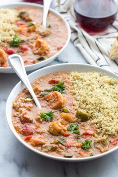 Seafood Gumbo | halfbakedharvest.com