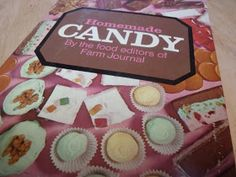 Diary of a Mad Hausfrau: Pioneer Potato Candy
