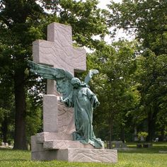 Spring Grove Cemetery, All Over The World, The Past, Headstone Inscriptions, Garden Sculpture, Lion Sculpture, Secrets Revealed, The Great Gatsby, Bodies