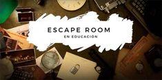 Gamificación, Escape Room en educación - experiencia de escape Escape Room, Cards Against Humanity, Teaching, Math, Instagram, High School, Rooms, Twitter, Ideas