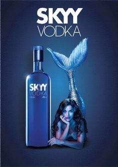 14 Best Skyy Vodka Colorful Ads Images Skyy Vodka Drinks Beverage