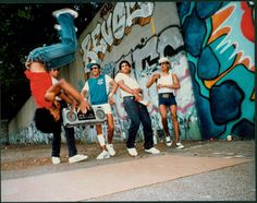 Lost 'Wild Style' Breakbeats Unearthed For Lavish 7-Disc Vinyl Set // Rolling Stone