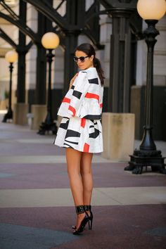 VIVALUXURY - FASHION BLOG BY ANNABELLE FLEUR: THE ART OF ABSTRACT