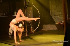 Strength and accuracy #contortion