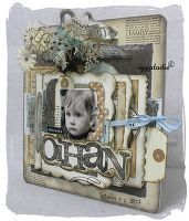 A Project by iggydodie from our Scrapbooking Gallery originally submitted 12/22/07 at 03:21 AM
