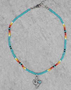 Beaded Necklace Patterns, Beaded Choker Necklace, Diy Necklace, Necklace Designs, Beaded Jewelry, Beaded Bracelets, Necklace Ideas, Handmade Jewelry, Diy Jewelry