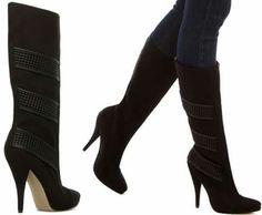 a5463fa3081 Kasumi - ShoeDazzle High Heel Boots
