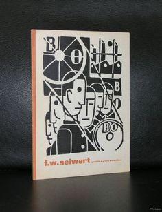 Gerd Arntz # F.W. SEIWERT # 1976 reprint, nm+