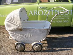 Retro, Hanging Chair, Bassinet, Bobs, Baby Strollers, Memories, Children, Historia, Pram Sets