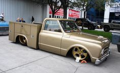 Chevy worktruck